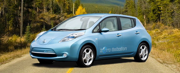 electric vehicle image